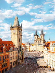 Word City Classic PRAGUE OLD TOWN