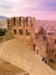 Word City Classic ATHENS ACROPOLIS