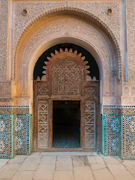 Word City MARRAKESH DOORWAY