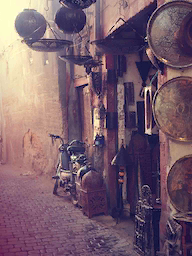 Word City MARRAKESH ANTIQUE