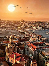 Word City ISTANBUL GOODBYE