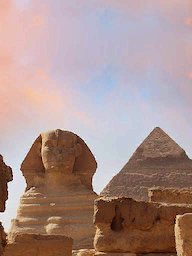 Word City GIZA SPHINX