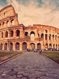 Word City ROME COLISEUM