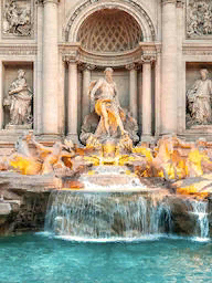 Word City ROME FOUNTAIN
