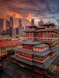 Word City SINGAPORE CHINA TOWN