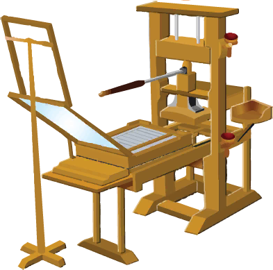 Word Craft Inventions PRINTING PRESS answers