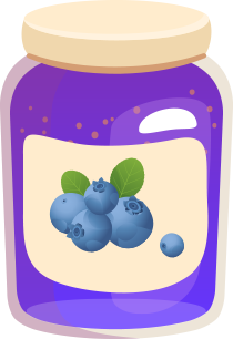Word Farm BLUEBERRY JAM answers